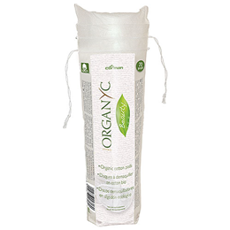 Organyc Cotton Pads (Biodegradable) - 70 Pieces