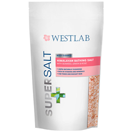 Westlab Supersalt - Body Cleanse - Himalayan Bathing Salt - 1kg