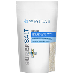 Westlab Supersalt - Skin Nourishing - Dead Sea Bathing Salt - 1kg
