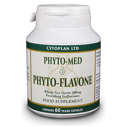 Natures Own Cytoplan Phyto-Med - Phyto-Flavone - 60 x 500mg Vegicaps