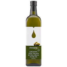 Clearspring Organic Extra Virgin Italian Olive Oil - 1 Litre
