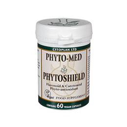 Natures Own Cytoplan Phyto-Med Phytoshield - Antioxidant - 60 Vegicaps