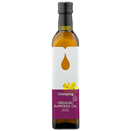 Clearspring Organic Rapeseed Oil - 500ml