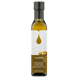 Clearspring Organic Toasted Walnut Oil - 250ml