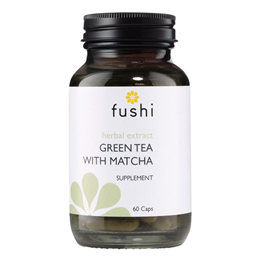 Fushi Green Tea Extract with Matcha - 60 x 500mg Vegicaps