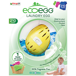 Ecoegg Laundry Egg Fragrance Free - 210 Washes