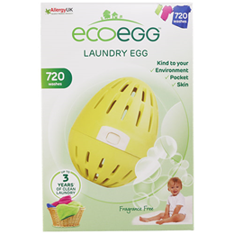 Ecoegg Laundry Egg Fragrance Free - 720 Washes