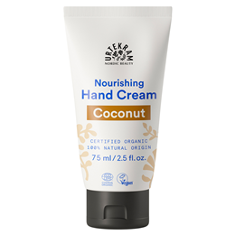 Urtekram Coconut Hand Cream Organic - 75ml