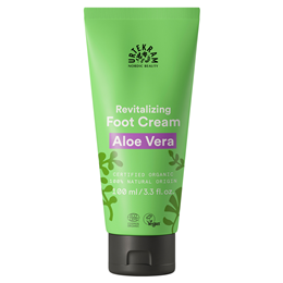 Urtekram Aloe Vera Foot Cream Organic - 100ml