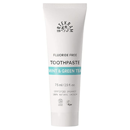 Urtekram Mint & Green Tea Toothpaste Organic - 75ml
