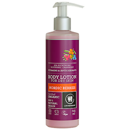 Urtekram Nordic Berries Body Lotion Organic - 245ml