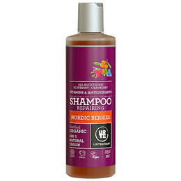 Urtekram Nordic Berries Shampoo - Normal Hair - Organic - 250ml