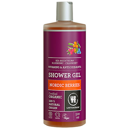 Urtekram Nordic Berries Shower Gel Organic - 500ml