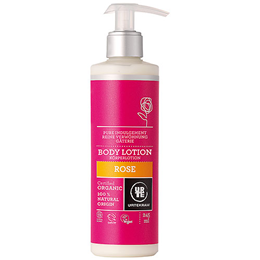 Urtekram Rose Body Lotion Organic - 245ml
