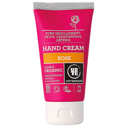Urtekram Rose Hand Cream Organic - 75ml