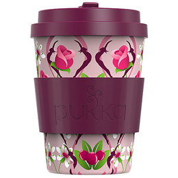 Pukka Teas Womankind Bamboo Travel Mug