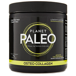Planet Paleo Osteo Collagen - Lemon Flavour - 175g