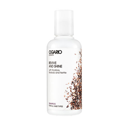 Ogario Revive and Shine Shampoo - All Hair Types - 100ml