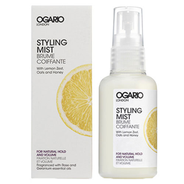 Ogario Styling Mist for Natural Hold and Volume - 60ml