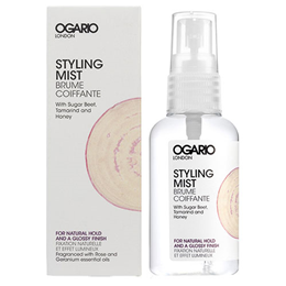 Ogario Styling Mist for Natural Hold and Glossy Finish - 60ml