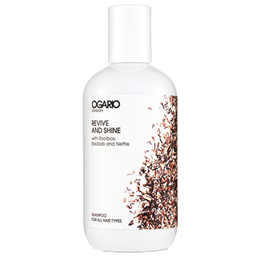 Ogario Revive and Shine Shampoo - All Hair Types - 250ml