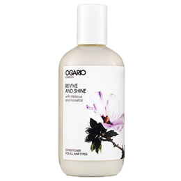 Ogario Revive and Shine Conditioner - All Hair Types - 250ml