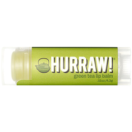 Hurraw Green Tea Lip Balm - 4.3g