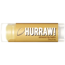 Hurraw Almond Lip Balm - 4.3g