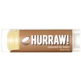 Hurraw Coconut Lip Balm - 4.3g