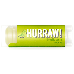 Hurraw Lime Lip Balm - 4.3g
