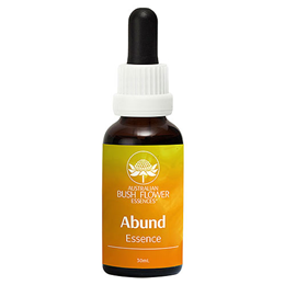 Australian Bush Flowers - Abund - Essence Drops - 30ml