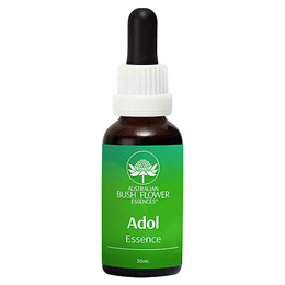 Australian Bush Flowers Adol Essence Drops - 30ml