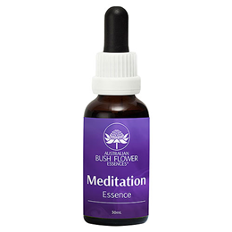 Australian Bush Flowers - Meditation - Essence Drops - 30ml