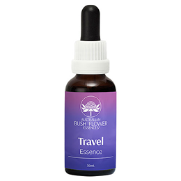 Australian Bush Flowers - Travel - Essence Drops - 30ml