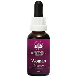 Australian Bush Flowers Woman Essence Drops - 30ml
