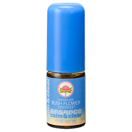 Australian Bush Flowers - Calm & Clear - Oral Spray - 10ml