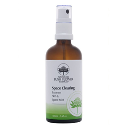 Australian Bush Flowers - Space Clearing - Organic Mist - 100ml