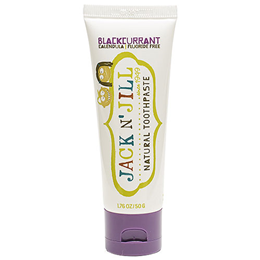 Jack N` Jill Natural Toothpaste Organic Blackcurrant - 50g