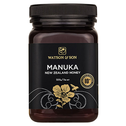 Watson and Son Manuka Honey - MGS 18+ - 500g