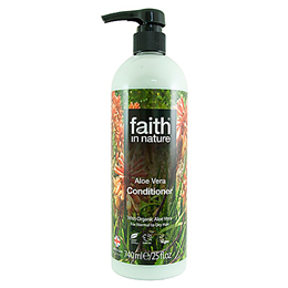 Faith in Nature Aloe Vera Conditioner - 740ml
