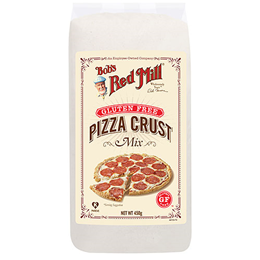 Bob`s Red Mill Pizza Crust Mix - 450g - Best before date is 17th February 2018
