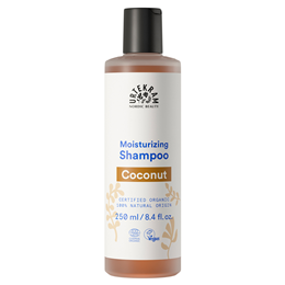 Urtekram Coconut Shampoo - Normal Hair - Organic - 250ml