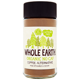 Whole Earth Organic No Caf Coffee Alternative - 100g