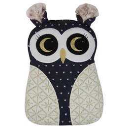 Aroma Home Microwaveable Owl Hottie
