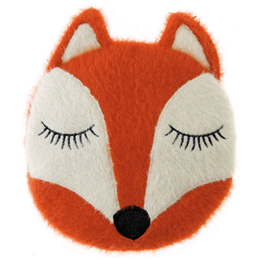 Aroma Home Fox Sleepy Head - Microwaveable Hottie