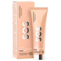 MADARA SOS Hydra Moisture & Radiance Mask - 60ml