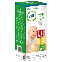 Quest Once a Day Infant Multi Liquid - 150ml