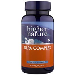 Higher Nature DLPA Complex with Astaxanthin - 90 Vegicaps
