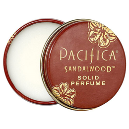 Pacifica Solid Perfume Sandalwood - 10g