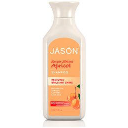 Jason Super Shine Apricot Shampoo - 473ml